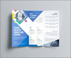Tri Fold Business Card Template Word Folding Business Card Templates Luxury Free Tri Fold Template Word