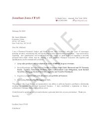 Sample Cover Letter Business Best Free Business Analyst Cover Letter Samples Www Eguidestogo Com
