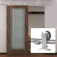 Modern Interior Sliding Doors Very Special Modern Barn Doors Interior Novalinea Bagni Interior