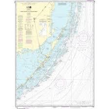 Noaa Chart 11452 Noaa Nautical Chart 11462 Fowey Rocks To Alligator Reef