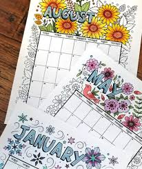 18 fun and easy to use resources. 10 Free Printable Calendar Pages For Kids For 2020 2021
