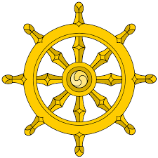 file dharma wheel svg wookieepedia fandom powered by wikia dharma wheel svg