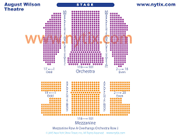 Wilson Theater Seating Chart 35 Inquisitive August Wilson Theatre Seating Chart View