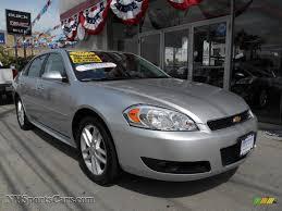 2013 Chevrolet Impala LTZ in Silver Ice Metallic - 171791 ...