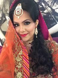 enement makeup bridalmakeup eye salon artist chandigarh best