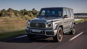 Amg version of the roadster will follow. 2019 Mercedes Amg G63 First Drive Great Power Greater Control