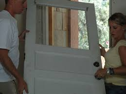 remove the door from hinges