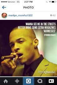 Ti Quotes Extraordinary Ti Simply Vogue