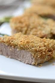 easy baked panko pork chops good in