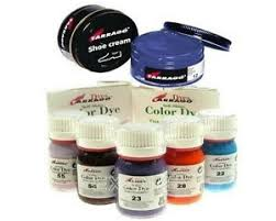 Details About Tarrago Leather Shoe Dye Shoe Cream Polish Shoes Boots Trainers Free Brush1