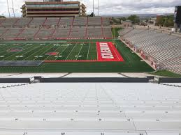 Dreamstyle Stadium Section Views Unm Tickets