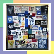Weird Things Too Cool T-shirt Quilts Has Used in a T-shirt Quilt & A Stick! Adamdwight.com