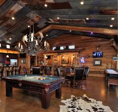 Man caves, March Madness, Oh My!