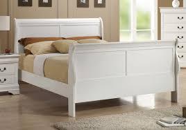 white sleigh bed full.  Bed To White Sleigh Bed Full