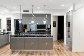 brisbane industrial pendant lighting with multiple sds kitchen contemporary and gray island high gloss cabinets