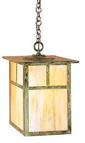 arroyo craftsman mh 15 mission craftsman outdoor hanging pendant light 15 inches wide arr mh 15