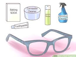 how to get scratches out of glasses image titled repair eyeglasses step scratches glasses how to get scratches out of glasses