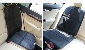 car seat protector mat auto baby infant child saver easy rear waterproof car seat cover