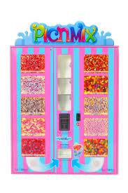 Monkey Uses Vending Machine Mesmerizing South America Blue Monkey Vending Pic N Mix Vending Blue Monkey