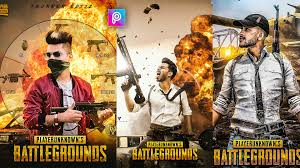 pubg poster photo editing background