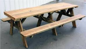 outdoor wooden folding table wooden folding table with bench outdoor wood folding table plans free wooden