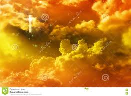 Image 75531824 Sky Golden Light Crucifix From Stock Dreamy Cross Light Heaven Dispel Photo In Or Of -