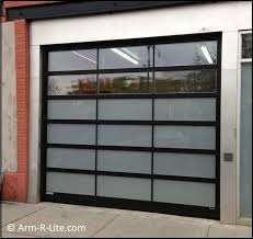 insulated glass garage doors. Modren Doors Designer Glass Garage Door By ArmRLite With Frosted And Clear Glazed  Sections 1 To Insulated Glass Garage Doors N