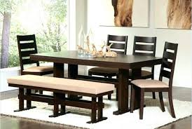 solid wood modern dining room sets round tables furniture set large wooden table hardwood amazing likable