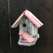 unique birdhouses outdoor rustic wooden bird house whimsical