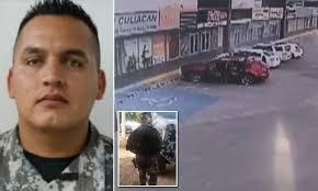 Mexican policeman killed to retaliate for El Chapo son's arrest