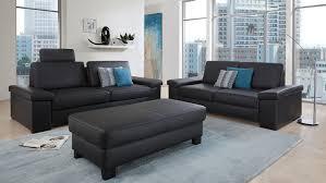 Ausgezeichnet Echt Leder Sofa Wohnlandschaft Echtleder