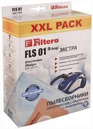 <b>Пылесборник Filtero FLS 01</b>(S-bag) (8) XXL - купить по низкой ...
