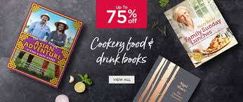 Wh Smith Paperback Chart Food Drink And Cookery Books Whsmith