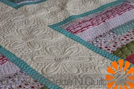 Create Handmade Gifts for All Blog Hop day 6 | Natalia Bonner ... & The first is on Free Motion Quilting: Adamdwight.com