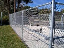 chain link fence post. Metal Chain Link Fence Boulevard Commercial Post .
