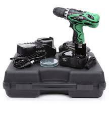 hitachi cordless drill. hitachi ds18dvf3m 18v 1/2 inch nicd cordless 18 volt driver drill kit hitachi