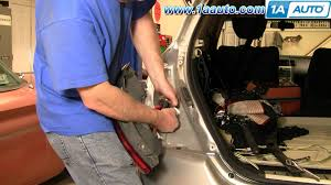 how to install replace broken taillight nissan murano 03 07 1auto 2010 nissan murano trailer wiring harness at 2006 Nissan Murano Wire Diagram Tail Lights