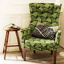 emerald green furniture. upholstered chair in green and brown colors emerald furniture