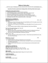 Examples Skill Sets For Resume Glamorous 86 Good Objectives With