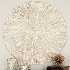 mistana striking carved wood panel wall