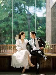 a simple yet elegant civil wedding