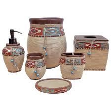 Native American Bathroom Accessories - Home Design