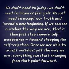 Self Acceptance Quotes Fascinating Quotes About Self Acceptance 48 Quotes