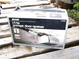 sears craftsman garage door opener manual 1 3 hp doors window