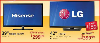 Regional retailer HH Gregg website lists two sale HDTVs The LG is in FTC compliance with proper disclosure showing the actual screen size, Hisense Consumer Warning: HDTV Sellers Inflate Advertised Screen Sizes | HD Guru