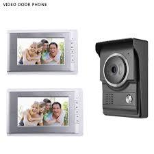 <b>2017 7INCH Video</b> door phone Intercom System TFT-LCD Color ...
