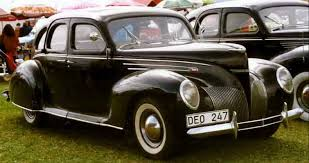The 1939 Lincoln Zephyr's Design Was Ahead of its Time - Cool ...