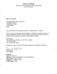 Sample Covering Letter For Singapore Tourist Visa Canada Tourist