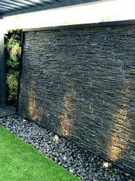 diy glass water wall feature how to build a fountain large outdoor make modern home m diy water wall fountain outdoor patio how