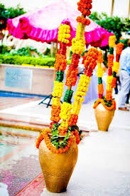 Small Picture Colorful and Super Stylish Royal Mehendi at Jaipur My Wedding